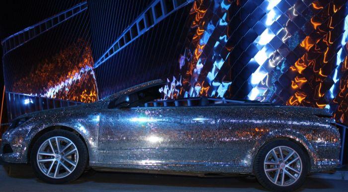 Opel Astra из зазеркалья