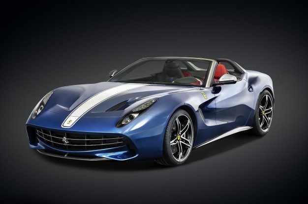 Новый дебют от Ferrari: F60 America