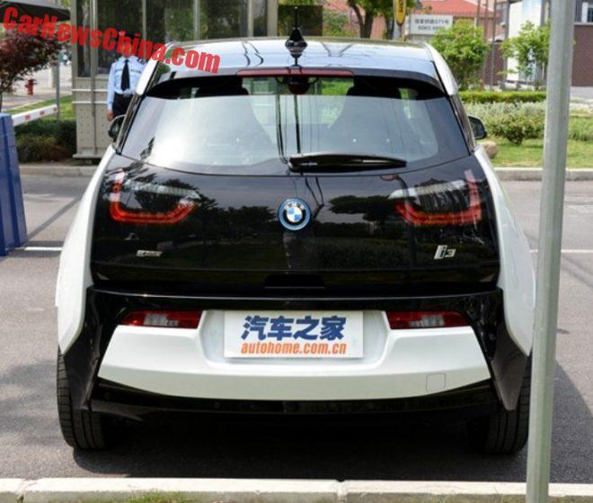 Yema B11 - оригинальный гибридный автомобиль родом из Китая