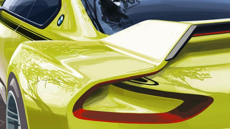 22 мая BMW выкатит 3.0 CSL Hommage