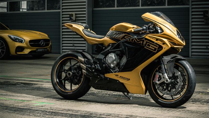 Мерседес-Бенц тоже хочет выпускать мотоциклы