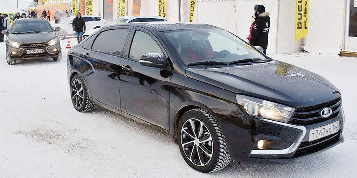 Lada Vesta Signature президента АвтоВАЗа