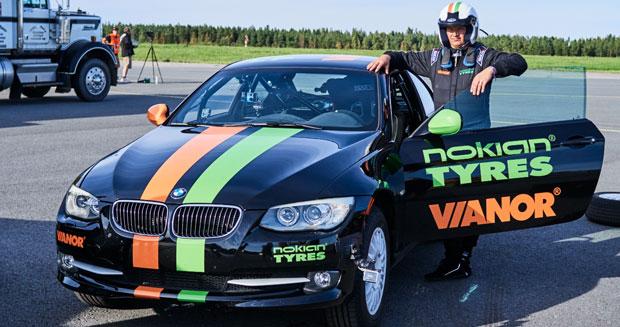 BMW E92 330d установила новый мировой рекорд!