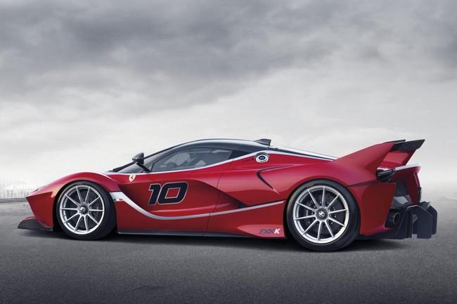 Новый гиперкар - Ferrari FXX K