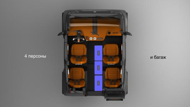 Новый российский автомобильный стартап: платформа Mirrow