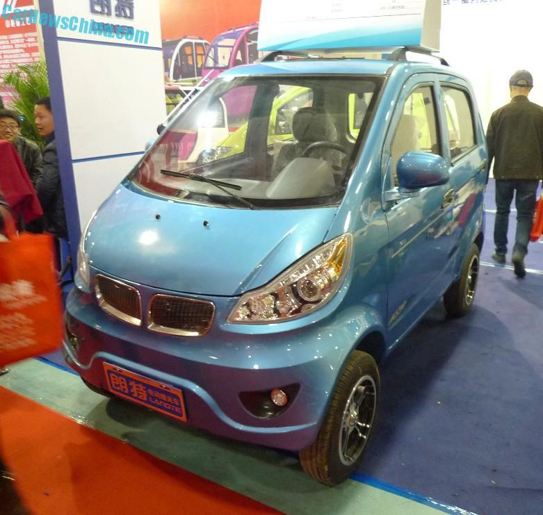 Две новинки на шоу Shandong EV Expo: Longer Yuelang X1 и Jinlang X1. Китайцы не троллят, им просто пофиг.