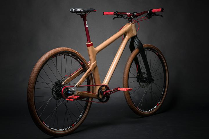 AnalogOne.One: буратиноподобный велосипед