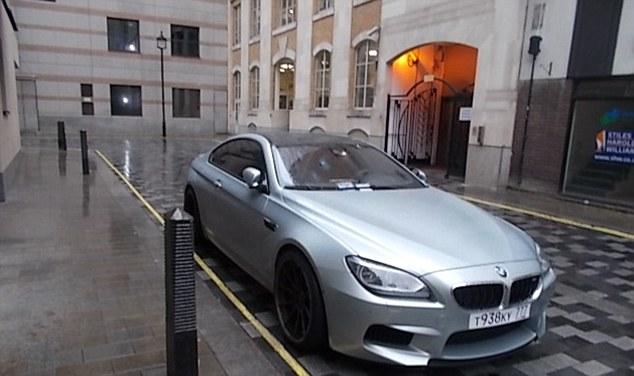 Проблемы лондонцев с платной парковкой