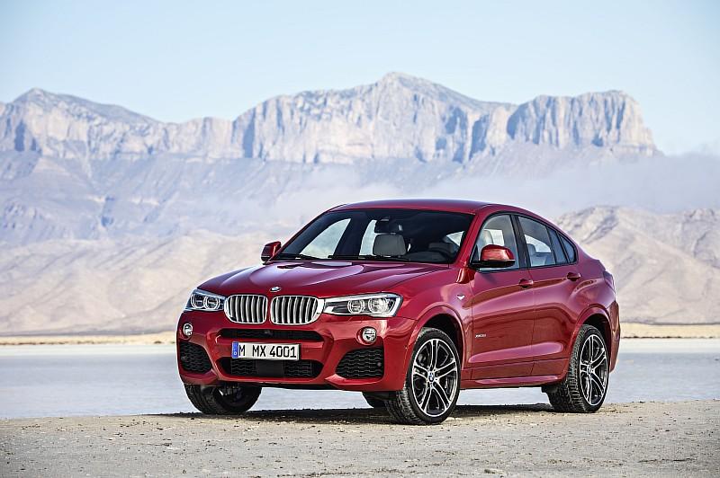 Новинка в семействе X от BMW: BMW X4
