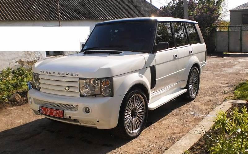 Очередное омоложение стариков: третье поколение Range Rover сотворили из первого
