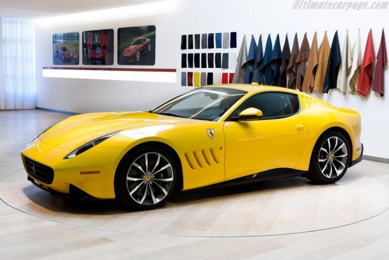 Ferrari SP 275 RW Competizione: Спецверсия феррари для дантиста из Флориды