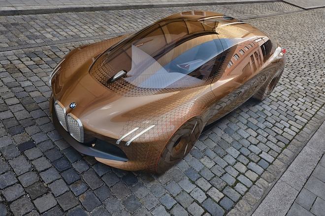К 2025 году БМВ собирается выпустить 12 новых электромобилей