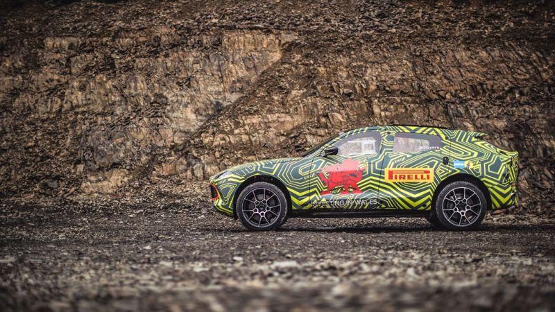Aston Martin DBX - Астон обзавелся своим SUV-ом