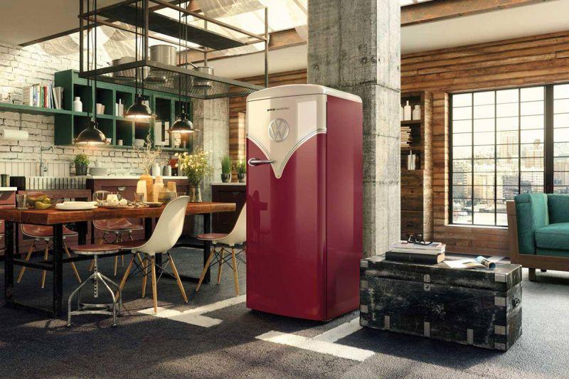 Горенье и Фольксваген сделали маленький, но милый холодильник!