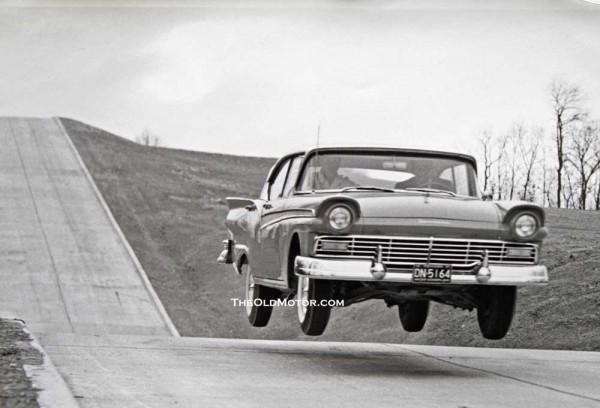 Историческое фото из Ford Proving Grounds, Мичиган