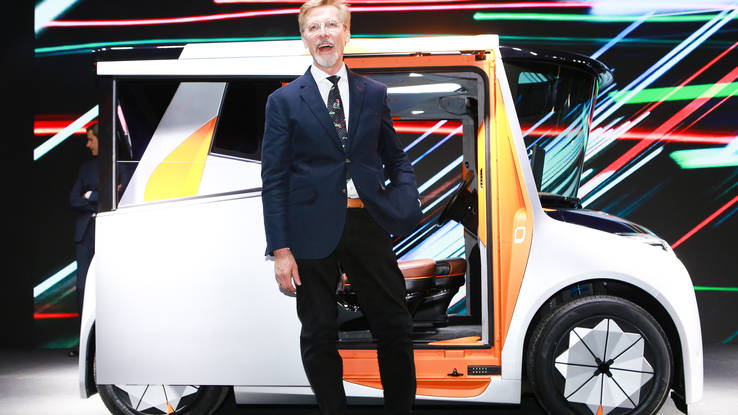 Крис Бэнгл возвращается в автоиндустрию с REDS