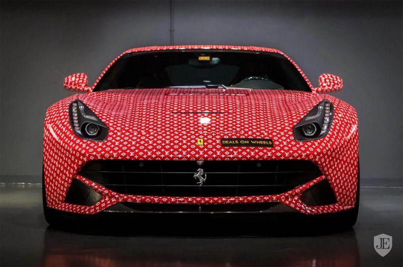 15-летний сопляк уже продает свою Ferrari F12 Berlinetta, а чего добился ты?