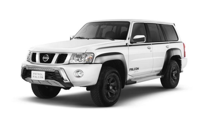 Nissan Patrol пятого поколения жив!