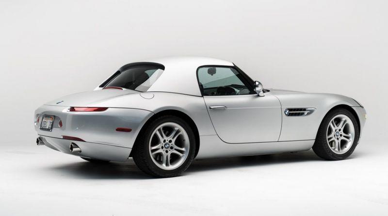 BMW Z8 Стива Джобса скоро будет выставлена на аукционе