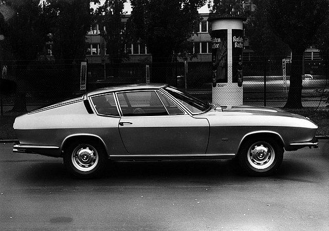 BMW/Glas 3000 V8