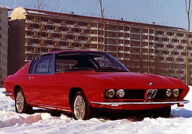 BMW 2000 ti Coupe