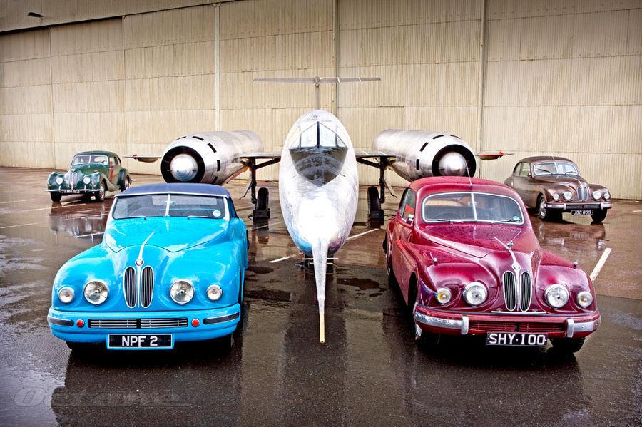 Bristol 400 series lineup