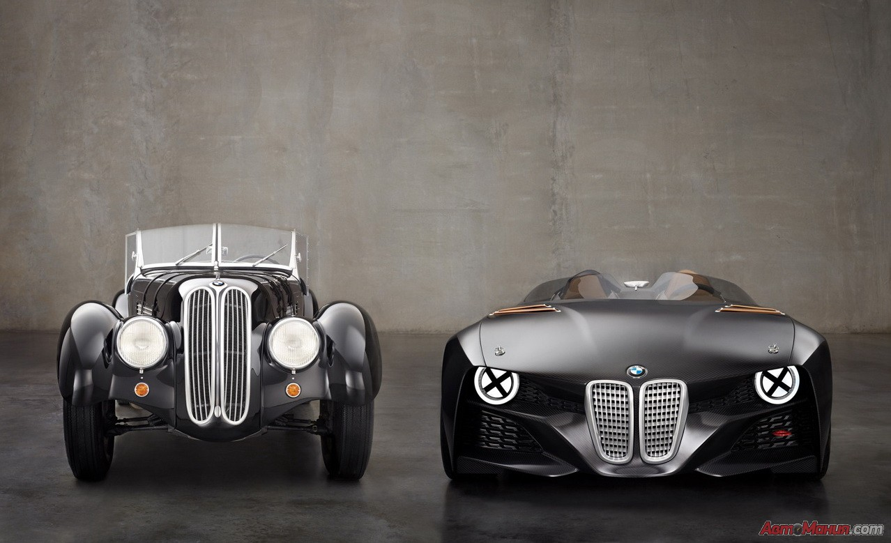 BMW 328 and BMW 328 Hommage