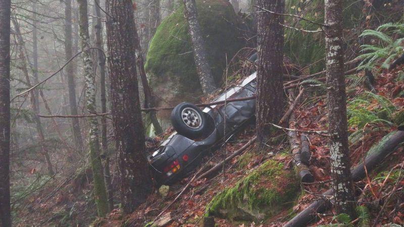 В Орегоне найдено угнанное в 1991 году Porsche 924!