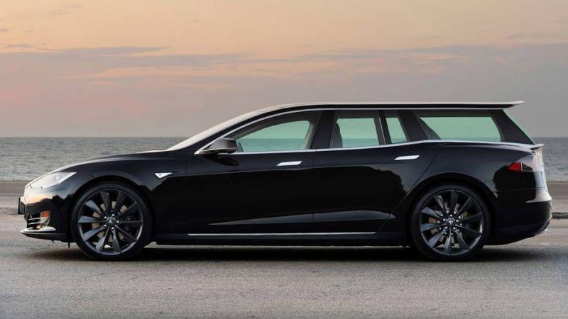 У Tesla Model S скоро, возможно, появится