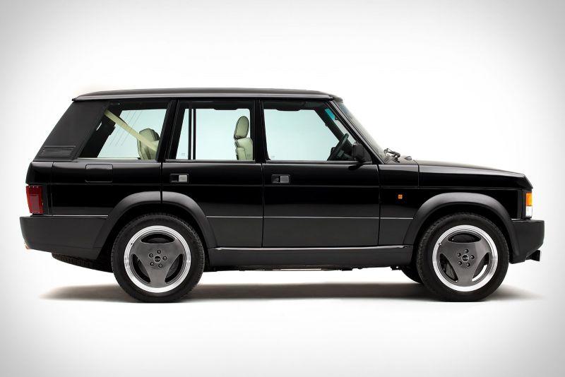 Range Rover Chieftain: сила молодости под внешностью старичка