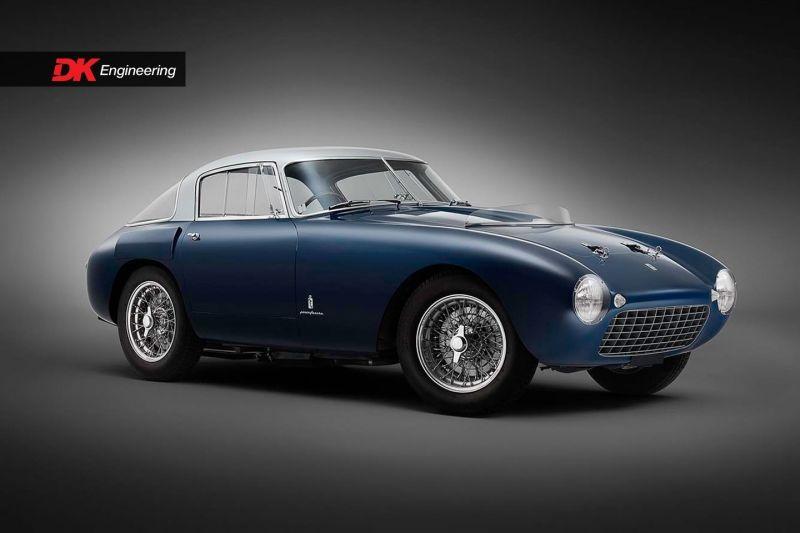 1953 Ferrari 166 MM Pininfarina