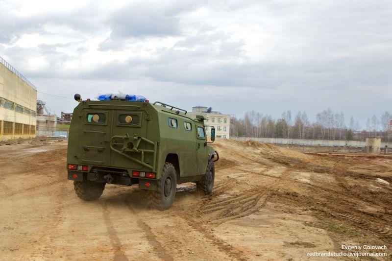 Сборка ГАЗ-233014 «Тигр» на Арзамасском машиностроительном заводе