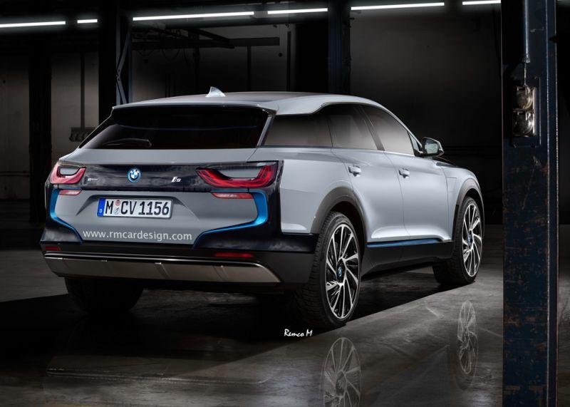 BMW i5 будет в 2020 году?