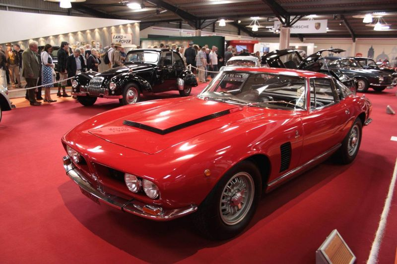 1968 ISO Grifo 7-litre