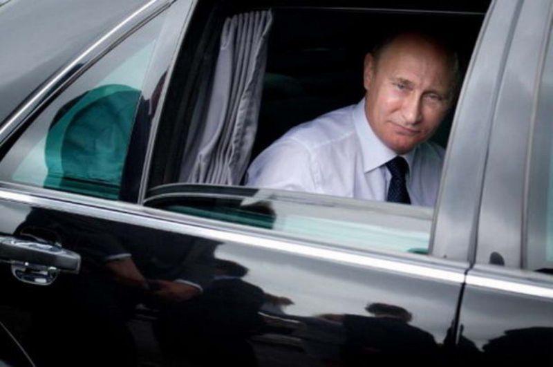 В Москве продается Mercedes-Benz S600 Pullman Владимира Путина. Причем не так уж и дорого!