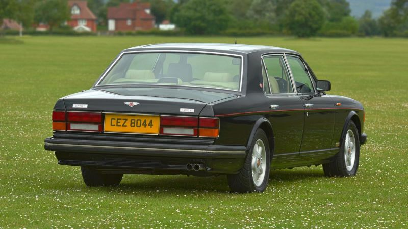 1995 Bentley Turbo RL