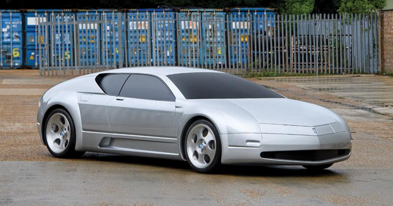 Последняя модель DeTomaso будет продана с аукциона