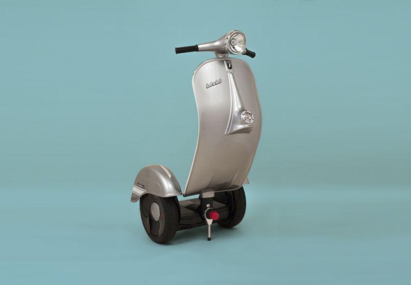 Zero Scooter: cамый крутой в мире дизайн для сегвея