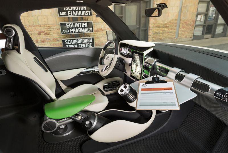 Toyota U2 Urban Utility: каблук от тойоты