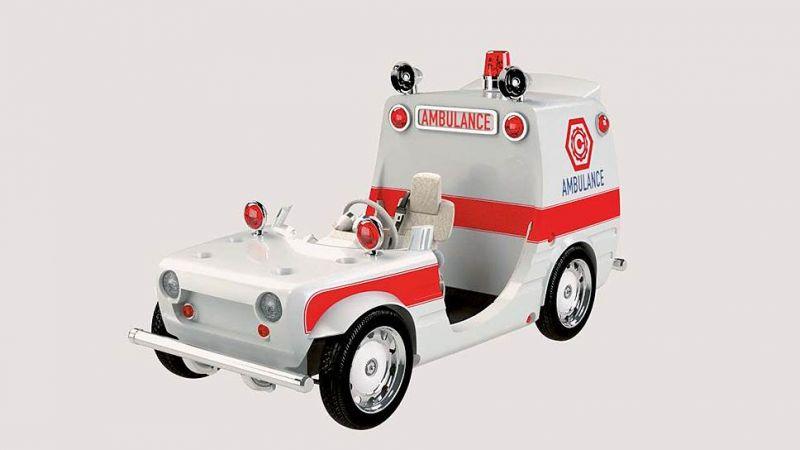 Toyota выпускает спецавтомобили для детей под названием Hajime