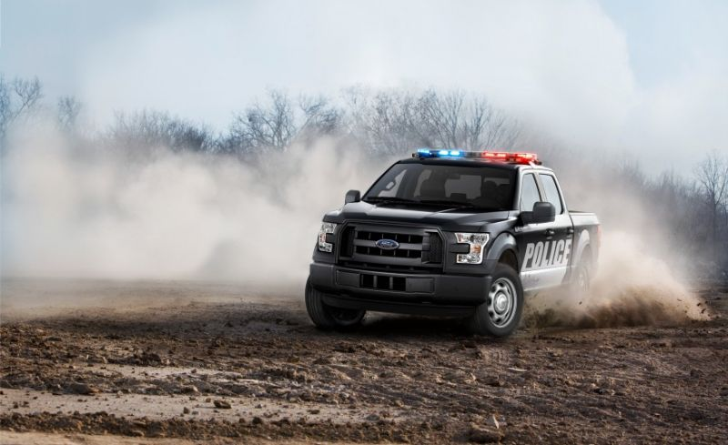 Новинка: Ford F-150 Special Service Vehicle