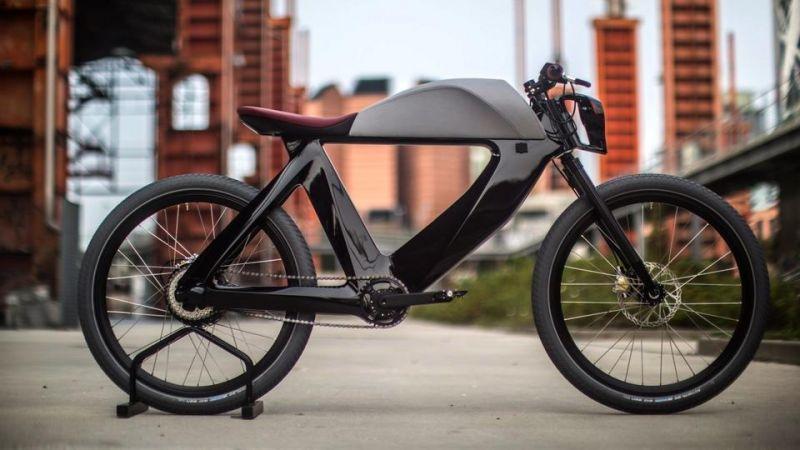 Респектный велик от итальянцев: SPA Bicicletto