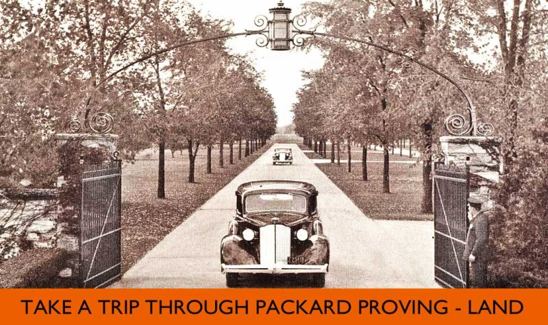Packard Proving Grounds: немного о тестировании