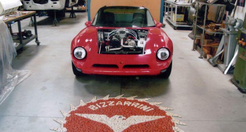 Один экземпляр Bizzarrini 1900 GTS Europa удалось спасти!