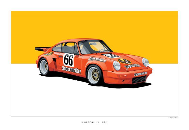 Куча респектнейших постеров от Артура Шенинга