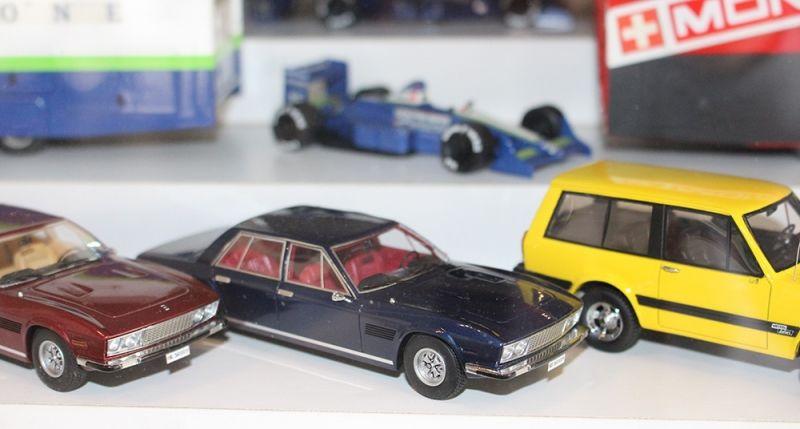 Огромная коллекция моделек Питера Монтеверди выставлена на продажу