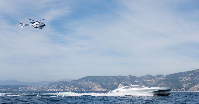 Какая яхта круче: от Меrcedes-Benz или от Aston Martin?!
