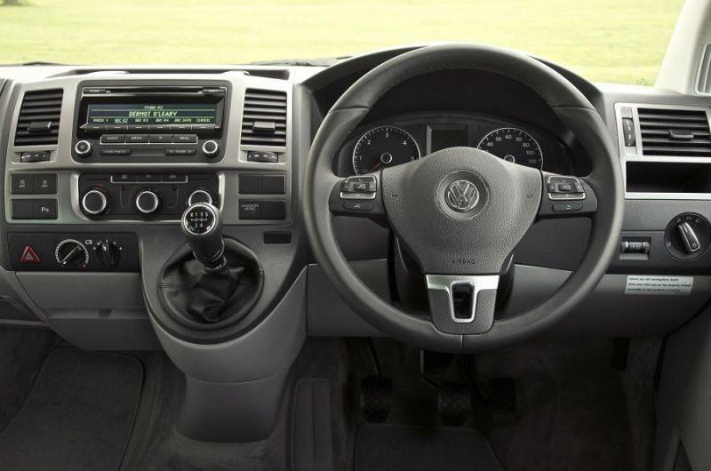 Volkswagen California на базе транспортера