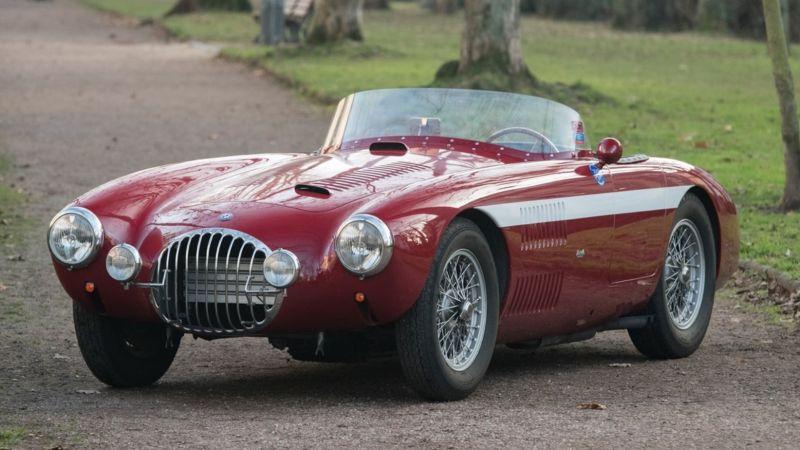 1954 OSCA 2000S