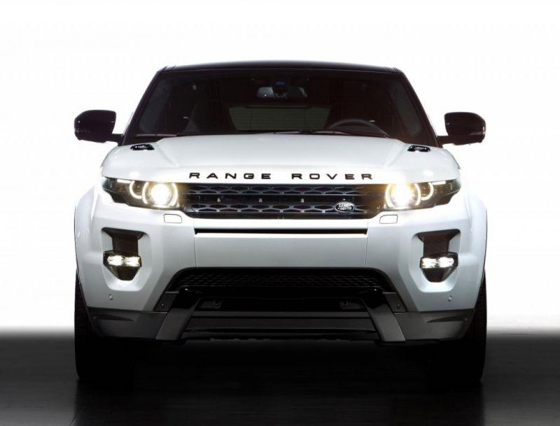 Китайцы, как обычно, отчебучили: Landwind X7 и Range Rover Evoque